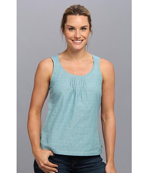 Toad&Co - Fanfair Sleeveless Shirt (Crater Lake) Women