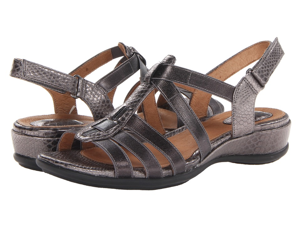 Clarks - Tiffani Oribel (Pewter) Women's Shoes