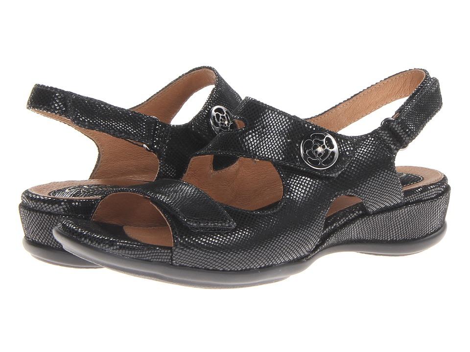 Clarks - Tiffani Aldora (Black) Women's Shoes