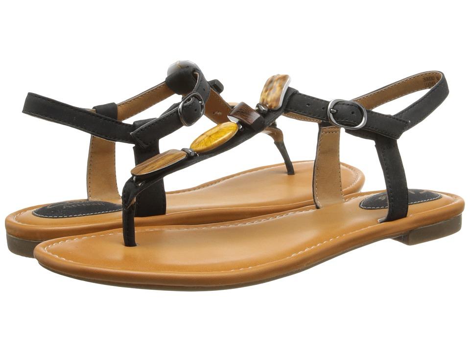 Clarks - Indira Pompano (Black) Women's Shoes