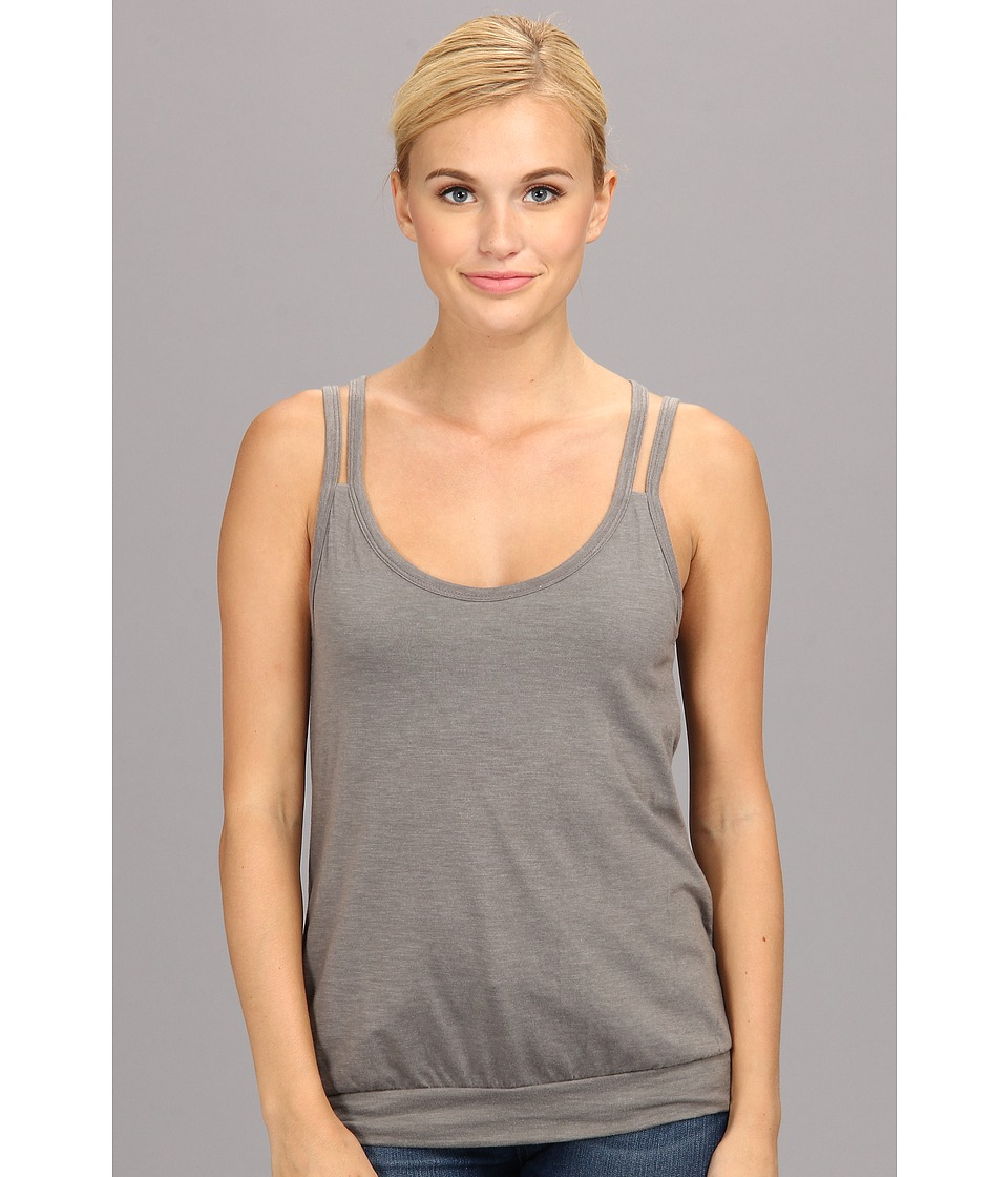 Toad&Co - Tankover Sleeveless Top (Smoke) Women's Sleeveless
