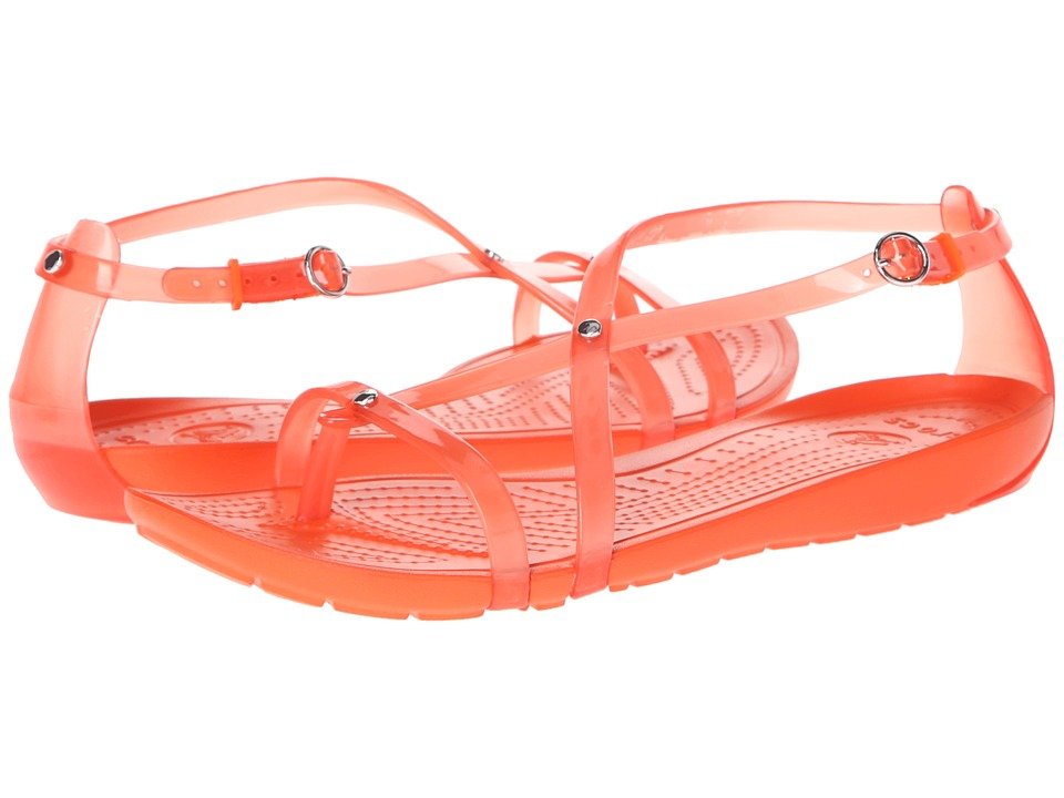 Crocs - Really Sexi Sandal (Tangerine/Tangerine) Women's Sandals