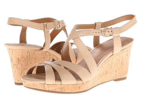 Clarks - Palmdale Rema (Nude) Women's Shoes
