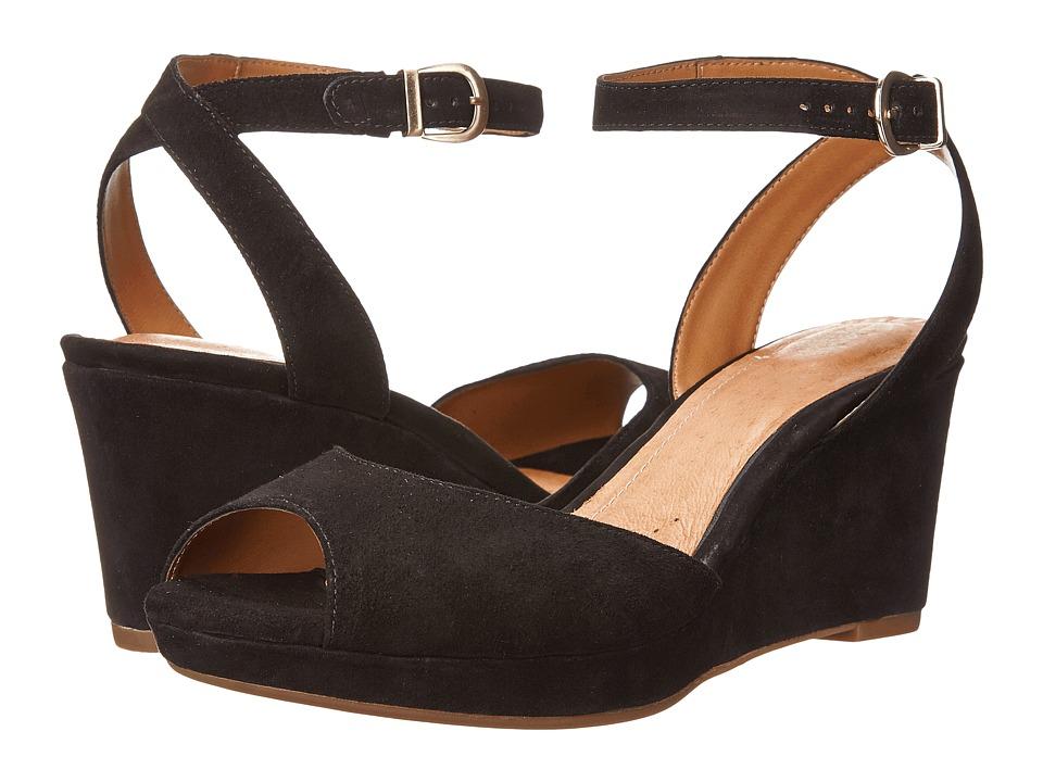 Clarks - Palmdale Dasha (Black) Women's Shoes
