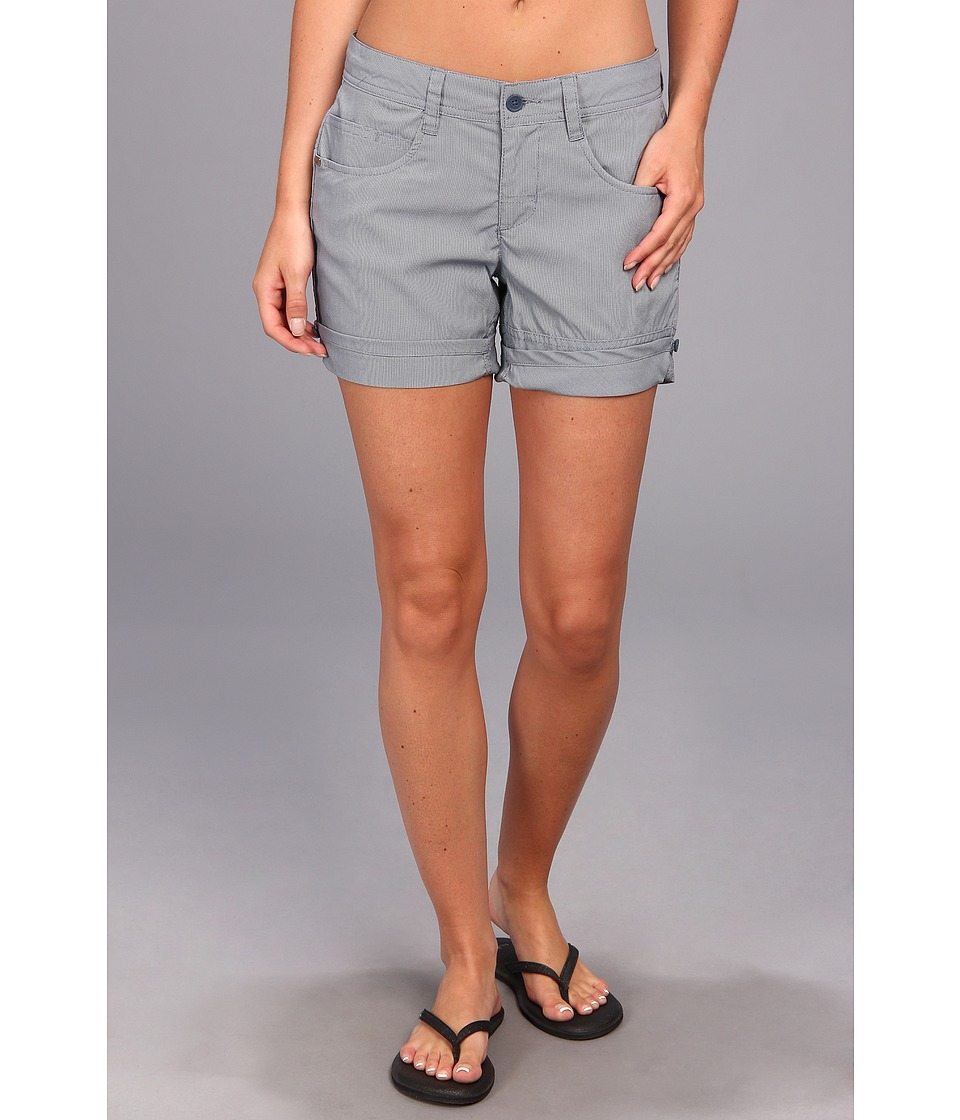 Toad&Co - Sea Change Short (Deep Blue) Women's Shorts