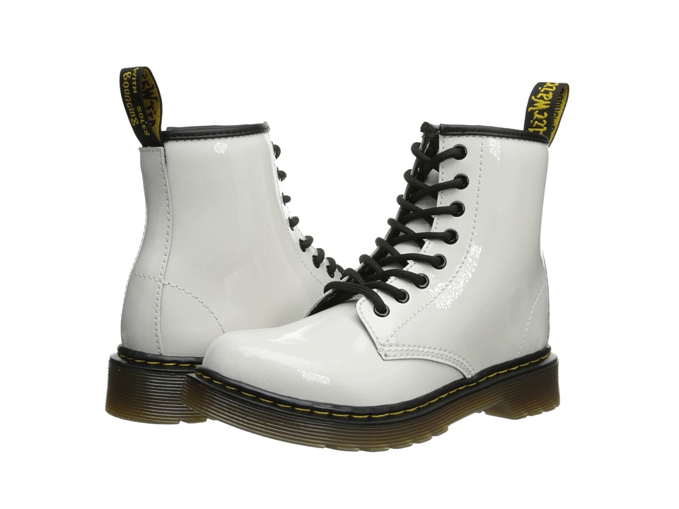 Dr. Martens Kid's Collection Delaney Lace Boot Kids Shoes