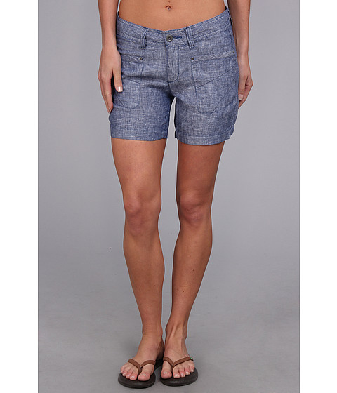 Toad&Co - Farflung Short (Breton Blue) Women's Shorts