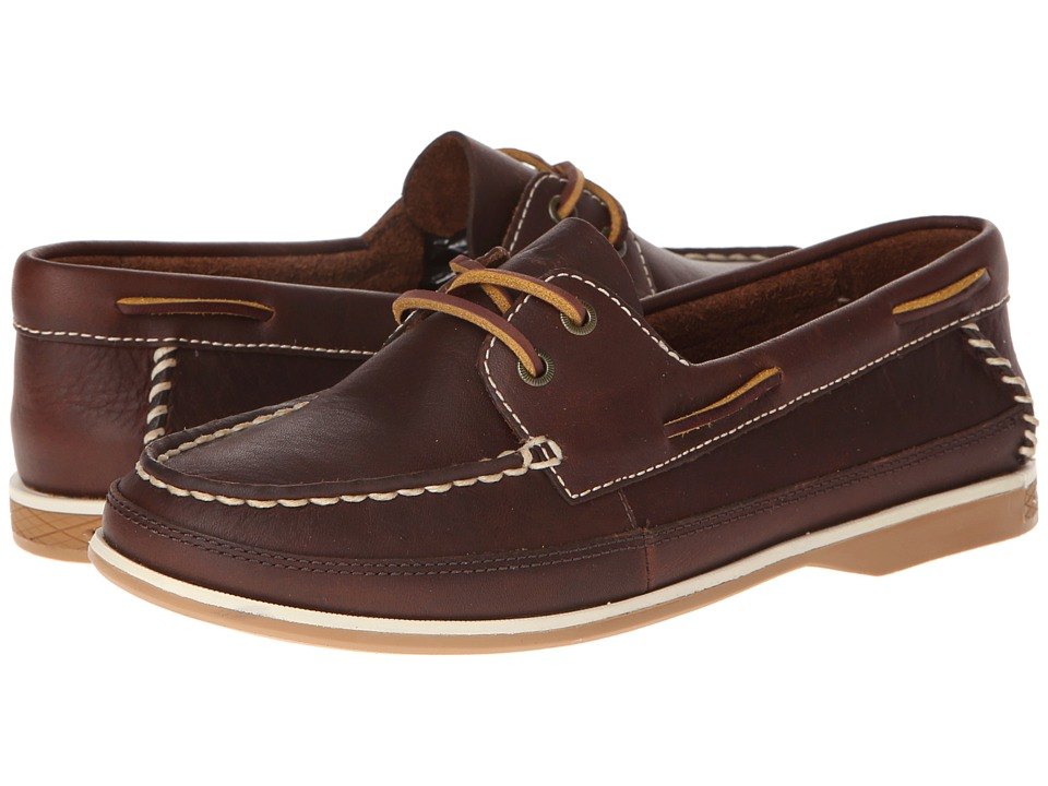 Clarks - Jetto Boat (Brown) Women