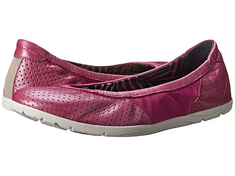 Clarks - Illya Shine (Pink) Women's Shoes
