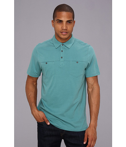 Toad&Co - Smooth Polo Shirt (Crater Lake) Men