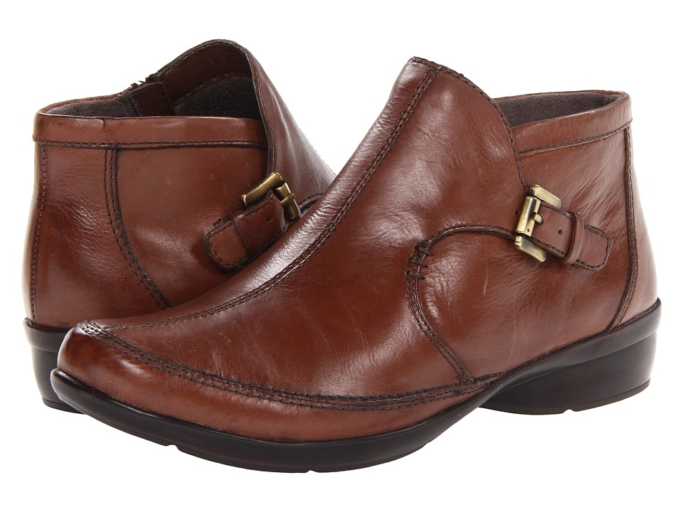 Naturalizer - Cassidy (Coffee Bean Leather) Women