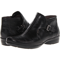 Naturalizer Cassidy (Black Leather) Footwear
