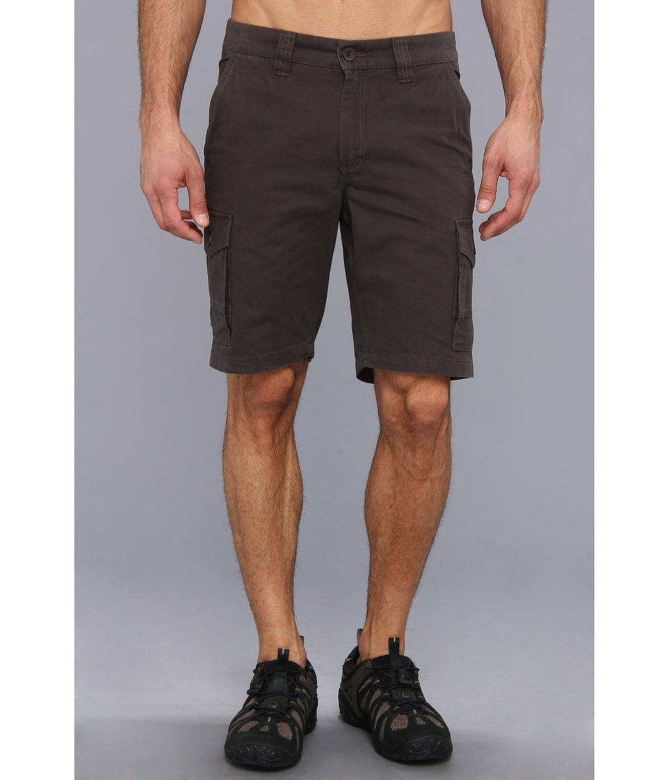 Toad&Co - Free Range Cargo Short (Charcoal) Men's Shorts