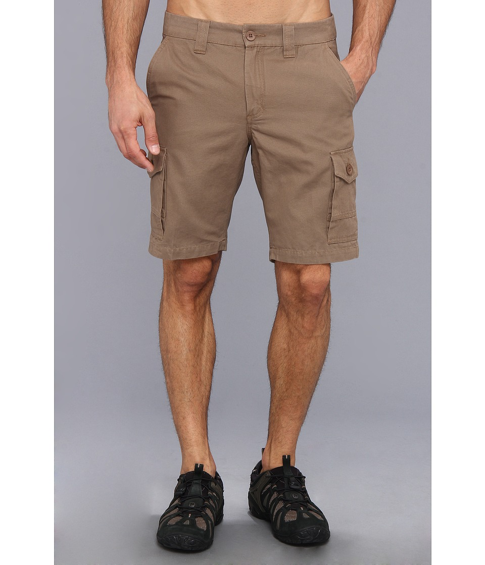 Toad&Co - Free Range Cargo Short (Clove) Men's Shorts