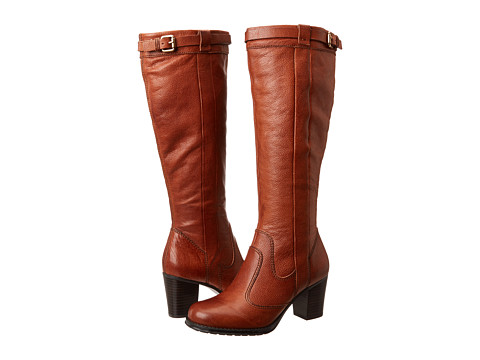 Naturalizer - Damaris (Rusty Tan Leather) Women's Boots