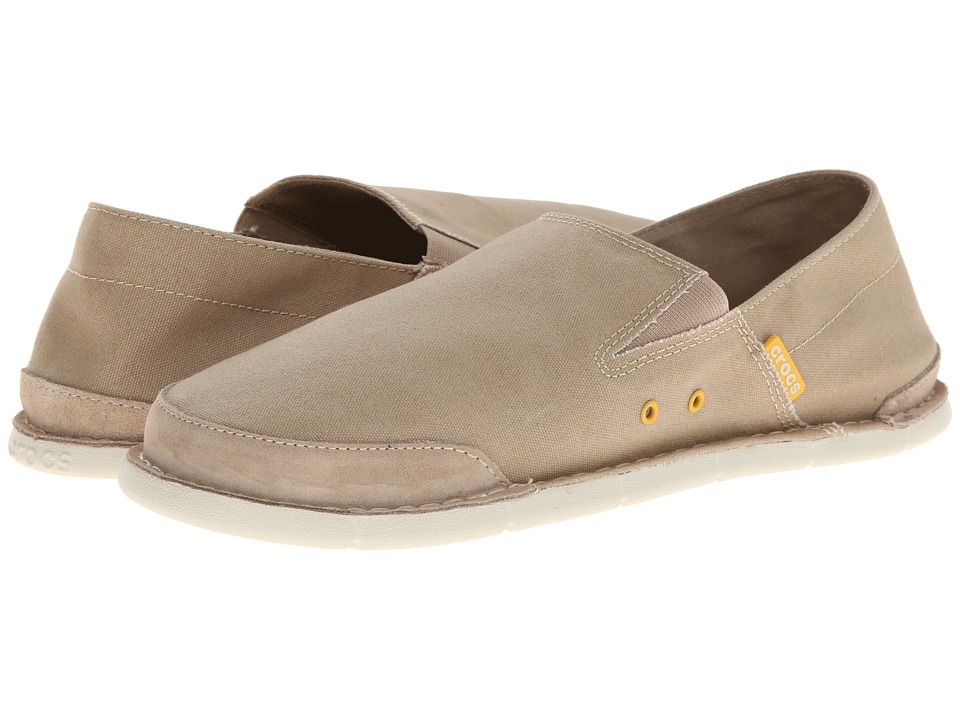 Crocs - Cabo Low (Tumbleweed/Stucco) Men's Shoes