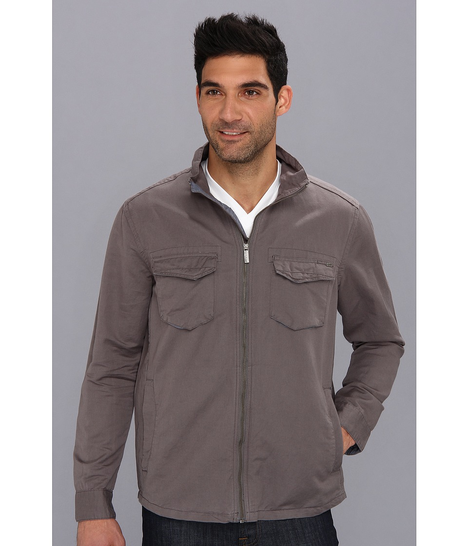 Toad&Co - Sundowner Jacket (Smoke) Men