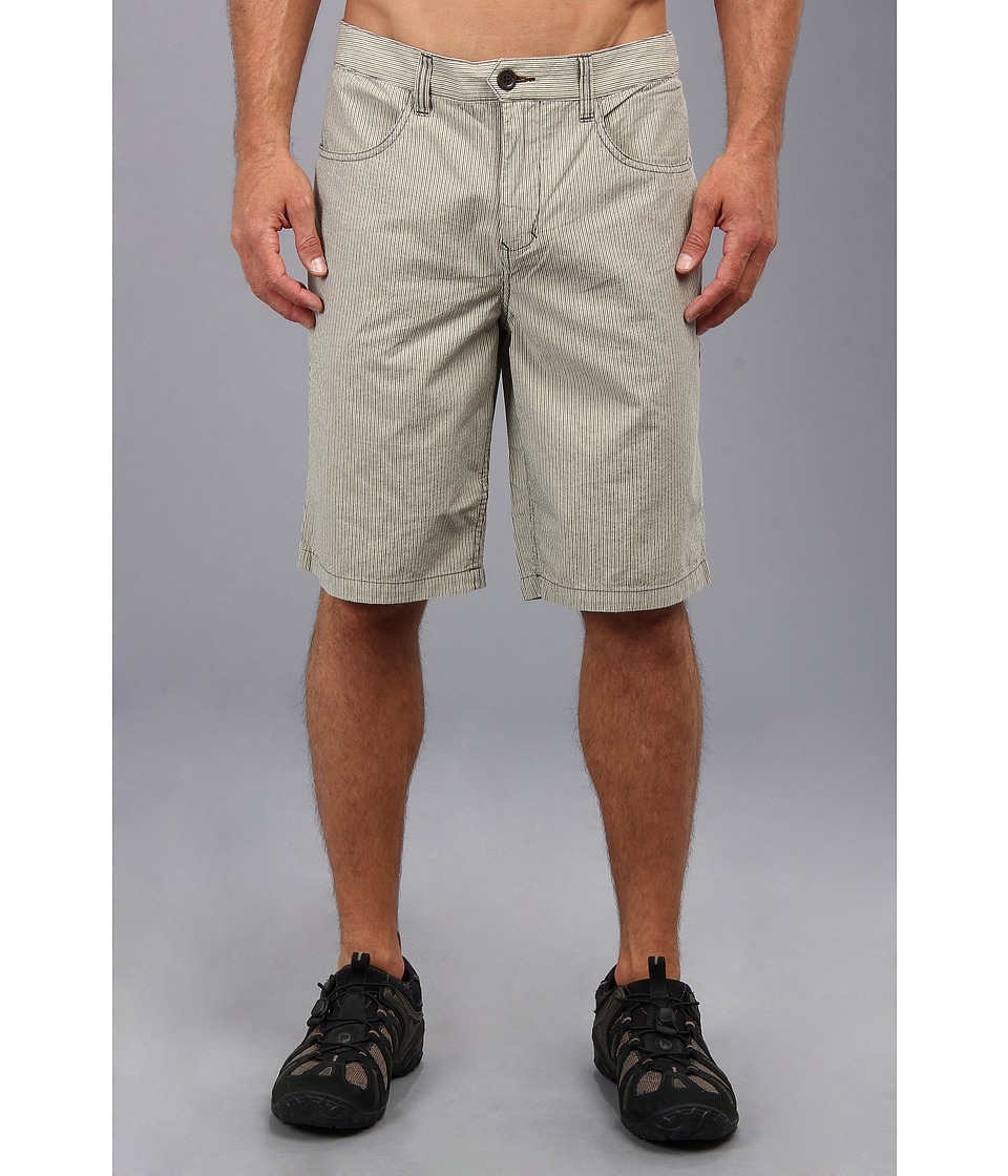Toad&Co - Seersucka Short (Dark Slate) Men