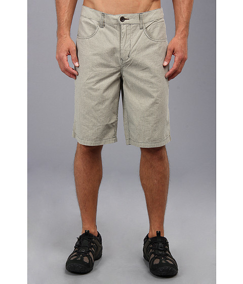 Toad&Co - Seersucka Short (Dark Slate) Men's Shorts