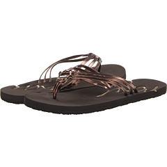 SALE! $16.99 - Save $9 on Roxy Lei (Bronze) Footwear - 34.65% OFF $26.00