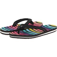 SALE! $14.99 - Save $9 on Roxy Typhoon (Multi) Footwear - 37.54% OFF $24.00