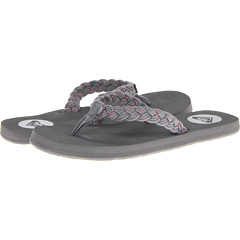 SALE! $16.99 - Save $9 on Roxy Coastal (Grey) Footwear - 34.65% OFF $26.00