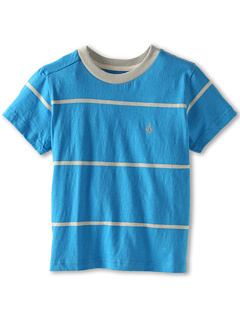 SALE! $11.99 - Save $13 on Volcom Kids Tangle S S Crew (Big Kids) (Electric Blue) Apparel - 52.04% OFF $25.00