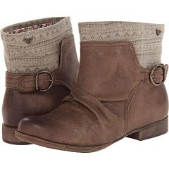 Roxy Quinn (Chocolate) Footwear