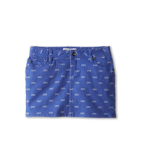 Roxy Kids - Aintsoa Print Skirt (Big Kids) (Micro Glasses Combo Corn Flower) Girl