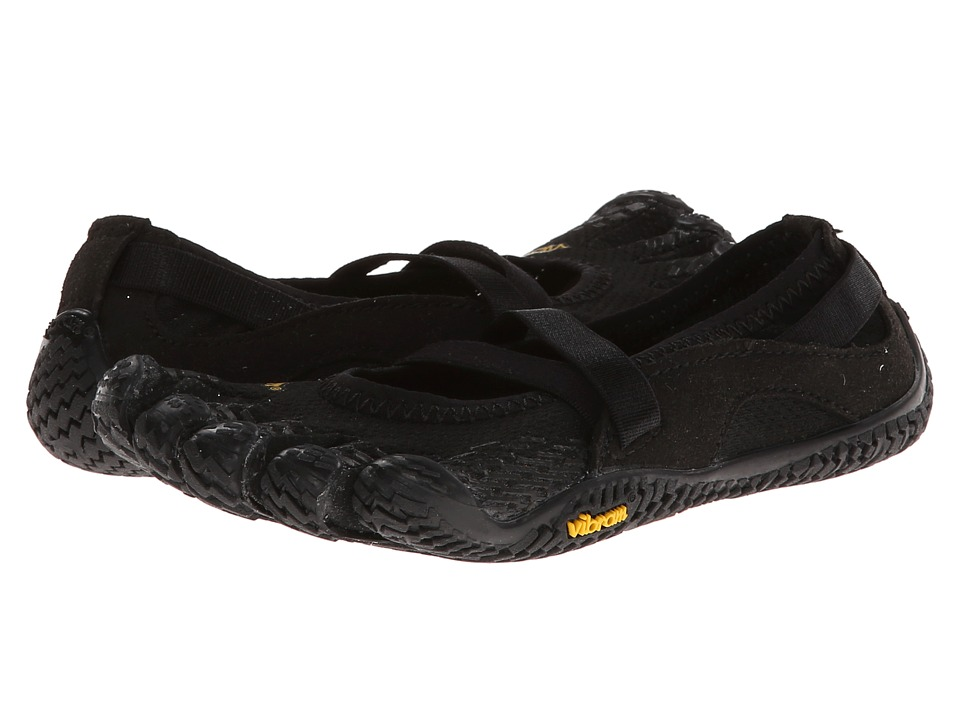 Vibram FiveFingers - Alitza (Little Kid/Big Kid) (Black) Women