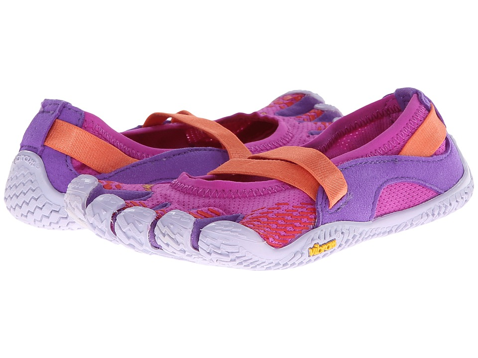Vibram FiveFingers - Alitza (Little Kid/Big Kid) (Purple/Red) Women