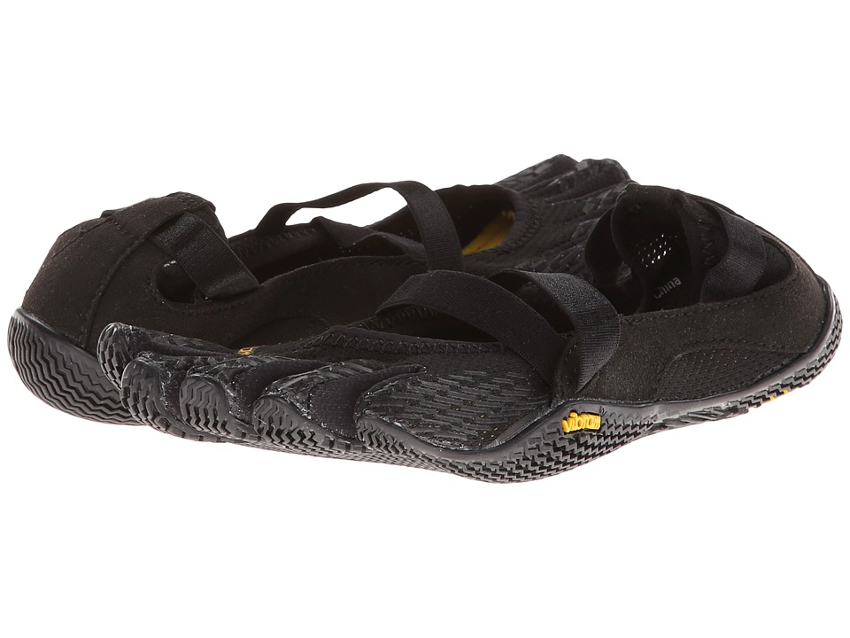 Vibram FiveFingers - Alitza (Little Kid/Big Kid) (Black) Women's Shoes