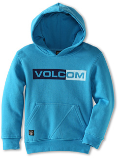 SALE! $11.99 - Save $25 on Volcom Kids Standards Pullover (Toddler Little Kids) (Electric Blue) Apparel - 67.59% OFF $37.00