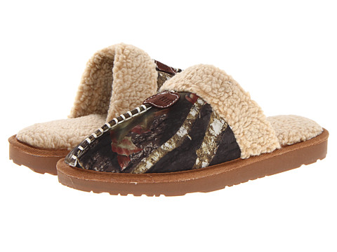 M&F Western - Center Seam Slide Slipper (Mossy Oak) Men's Slippers