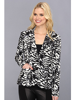 SALE! $74.99 - Save $75 on Tart Aiko Ponte Blazer (Feather) Apparel - 50.01% OFF $150.00