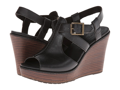 Timberland - Earthkeepers Danforth Ankle Strap (Black) Women