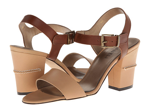 Vaneli - Candida (Natural Bulagaro/Brown Bulgaro/Beige Stitch) Women