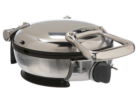 All-Clad Round Waffler (Stainless Steel) Individual Pieces Cookware
