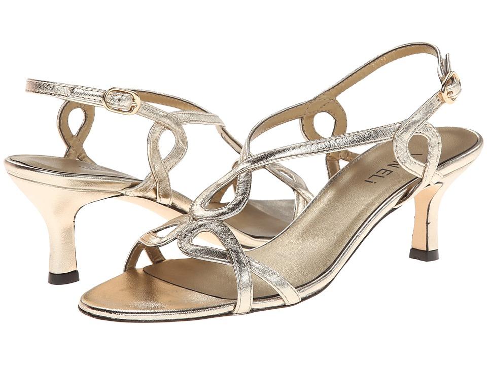 Vaneli - Milbie (Platino Met Nappa) High Heels