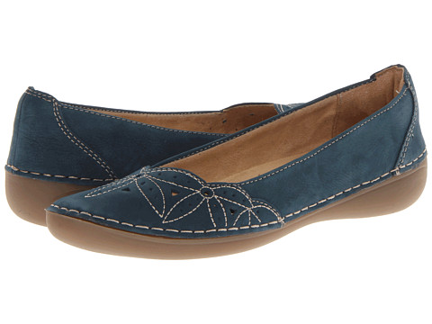 Naturalizer - Kipper (Classic Navy Nubuck) Women's Shoes