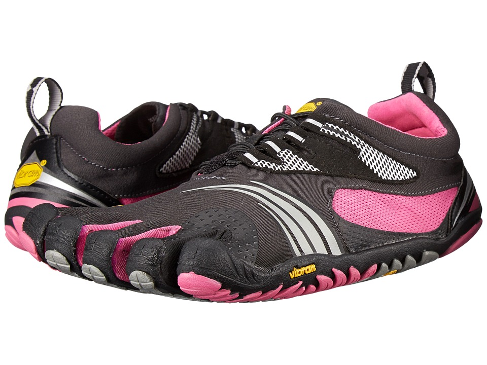 Vibram FiveFingers - KMD Sport LS (Grey/Black/Pink) Women's Shoes