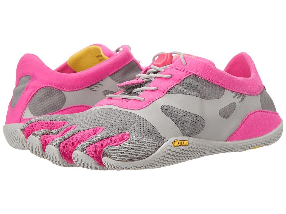 Vibram FiveFingers - KSO EVO (Grey/Pink) Women's Shoes