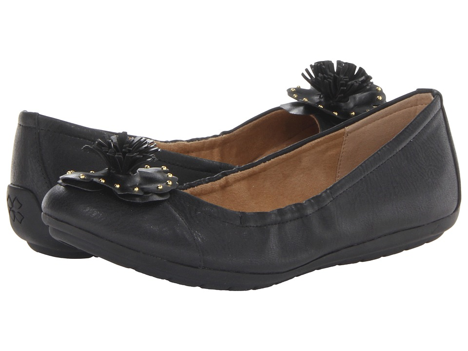 Naturalizer - Unite (Black Smooth) Women's Shoes