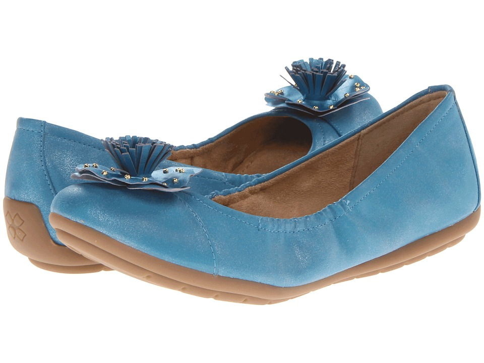 Naturalizer - Unite (Turq Smooth) Women's Shoes
