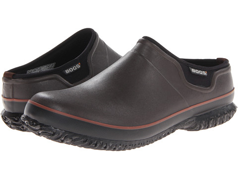 Bogs - Urban Farmer Slide (Chocolate) Men's Clog Shoes