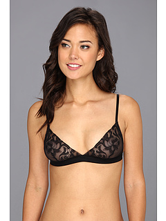 SALE! $59.99 - Save $72 on Hanro Eve Soft Cup Bra 9620 (Black) Apparel - 54.55% OFF $132.00