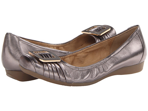 Naturalizer - Vapor (Pewter Leather) Women