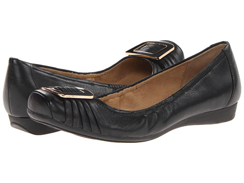 Naturalizer - Vapor (Black Leather) Women