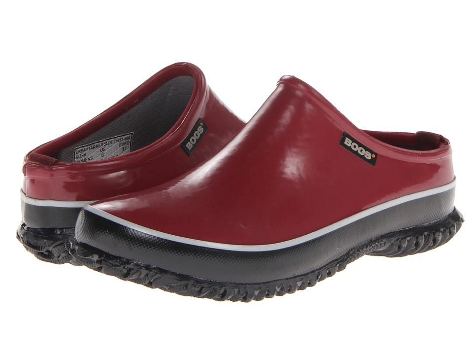 Bogs - Urban Farmer Clog (Red) Women's Clog Shoes