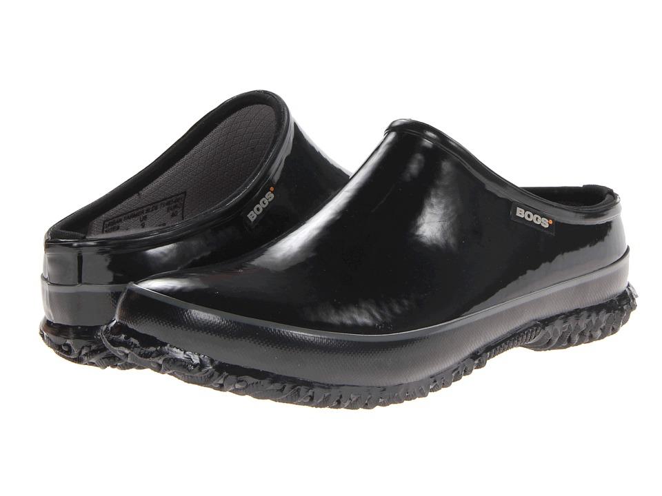 Bogs - Urban Farmer Clog (Black) Women's Clog Shoes